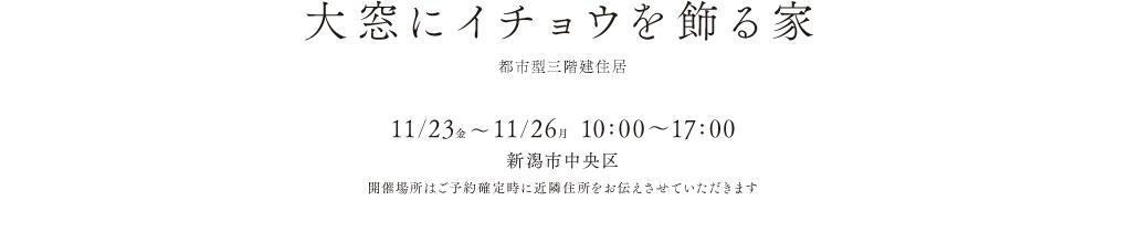 三角州の家 8/25(土)〜9/3(月) 10:00〜17:00