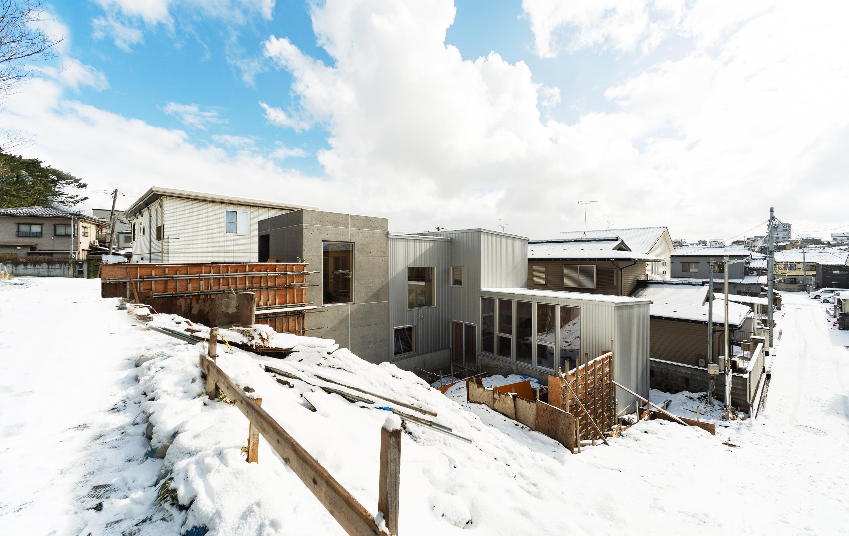 新潟市西区青山オープンハウス